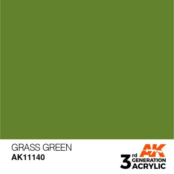 Grass Green - Standard