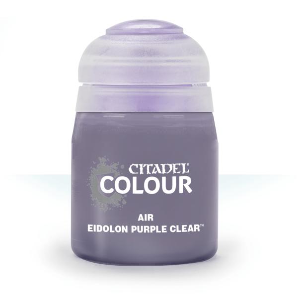 Air Eidolon Purple Clear
