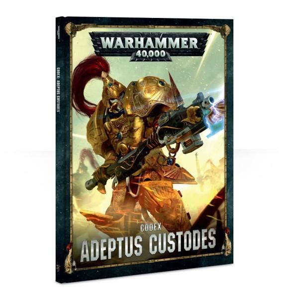 Codex: Adeptus Custodes