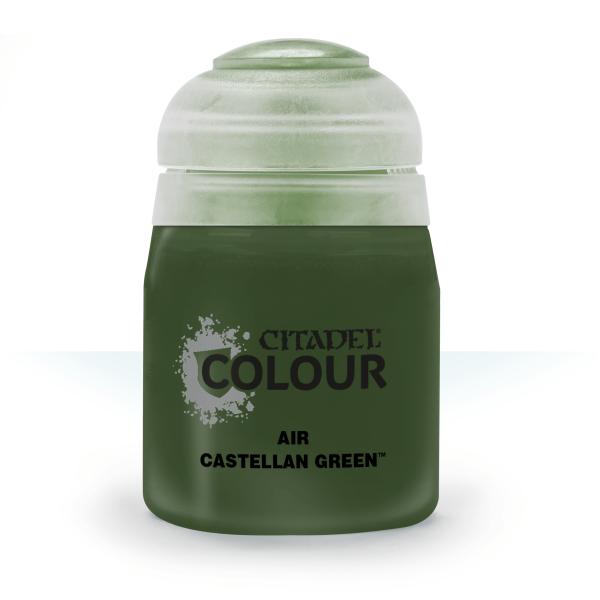 Air Castellan Green