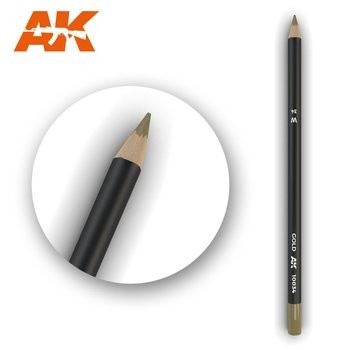 Weathering Pencil Gold