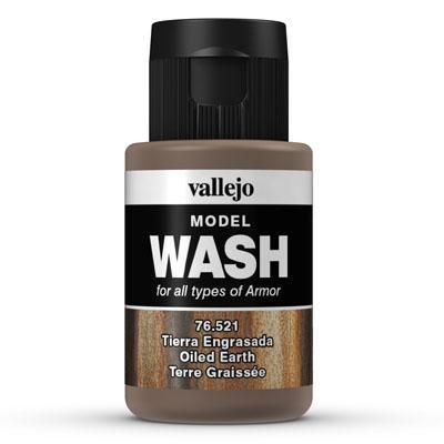 Model Wash 521 Oiled Earth