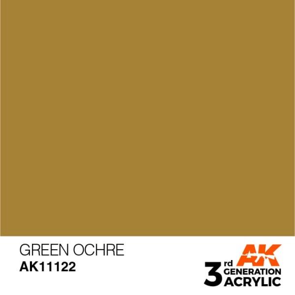 Green Ochre - Standard