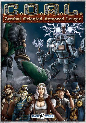 C.o.a.l Combat Oriented Armored League