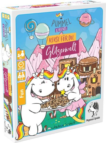 Pummel & Friends – Kekse für die Glitzerwelt
