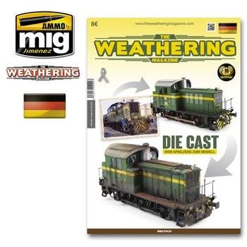 The-Weathering-Magazine-Ausgabe 23 -Die-Cast:-Vom Spielzeug zum Model