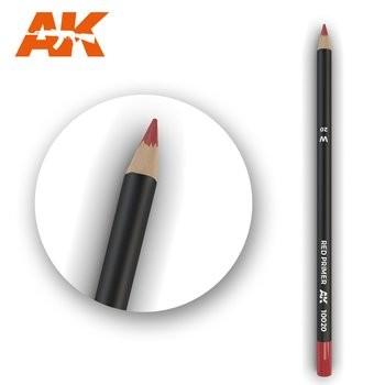 Weathering Pencil Red Primer