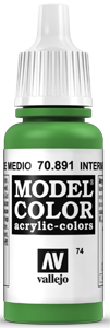 074 Lichtgrün (Intermediate Green)