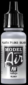 063 Silver, 17 ml