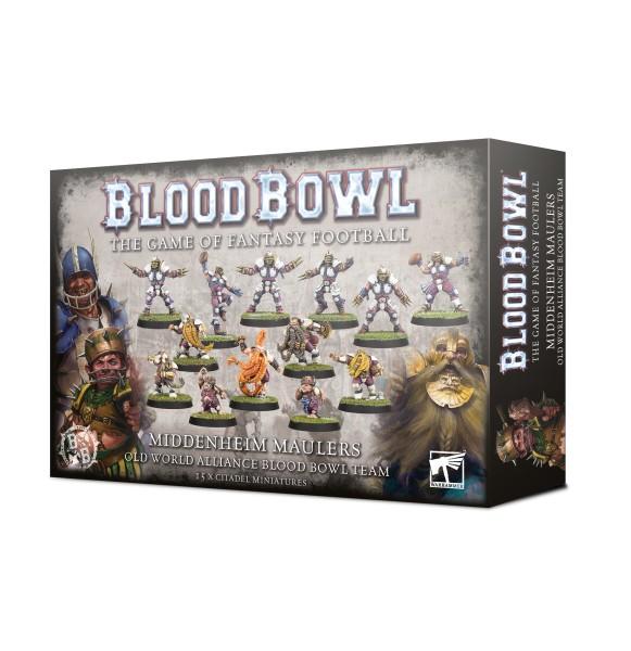 Die Middenheim Maulers – Blood-Bowl-Team der Old World Alliance