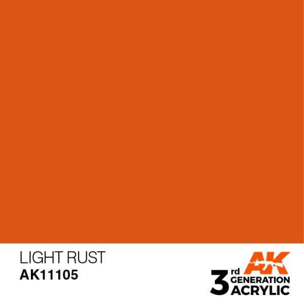 Light Rust - Standard
