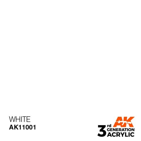 White - Intense