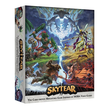 Skytear Starter Box Season One (DE)