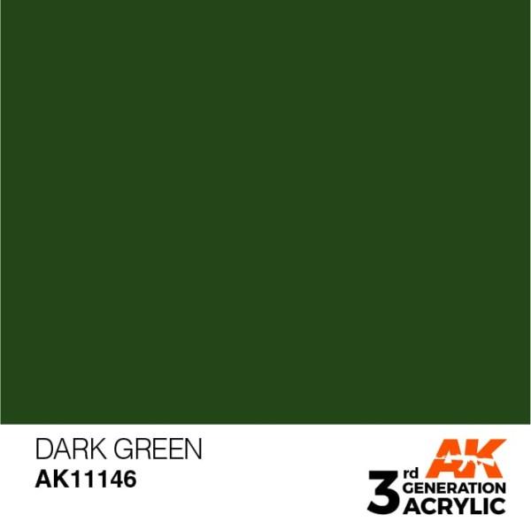 Dark Green - Standard