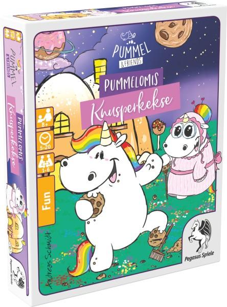 Pummel & Friends – Pummelomis Knusperkekse