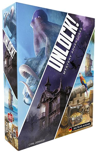 Unlock! - Mystery Adventures (Box2)