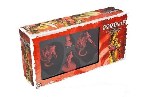 Godtear - Keera, The Dragon Princess
