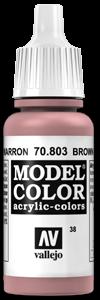 038 Braunrosa (Brown Rose)