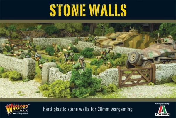 Stone Walls plastic boxed set