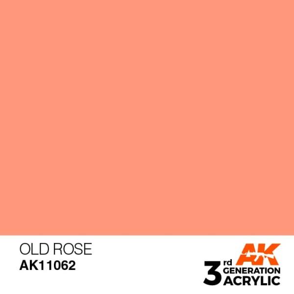 Old Rose - Standard