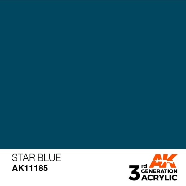 Star Blue - Standard