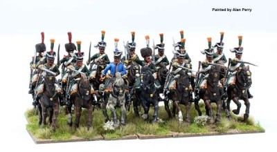 French Napoleonic Line Chasseurs a Cheval 1808-15