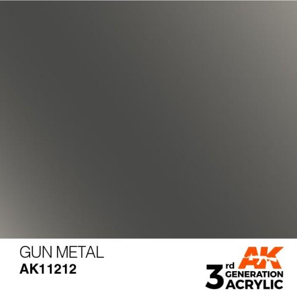 Gun Metal - Metallic