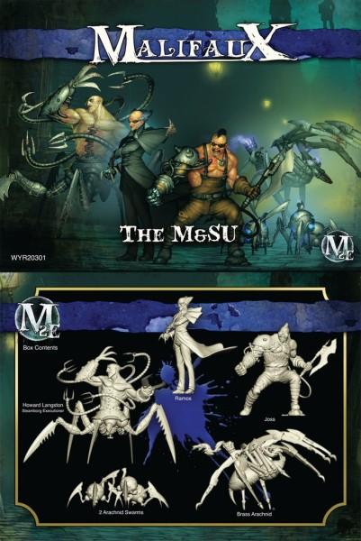 The M&SU - Ramos Box Set