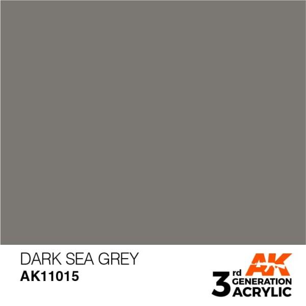 Dark Sea Grey - Standard