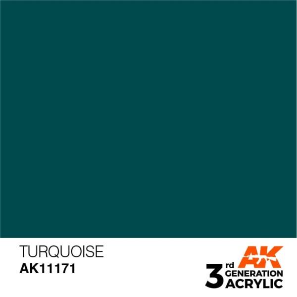 Turquoise - Standard