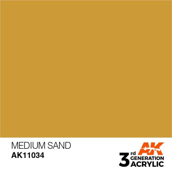 Medium Sand - Standard