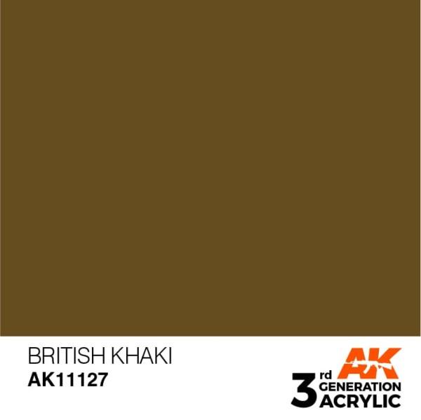 British Khaki - Standard