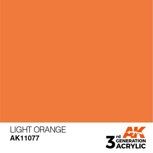 Light Orange - Standard