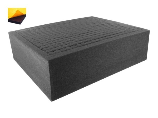 Full-Size Raster-Schaumstoff 100 mm selbstklebend