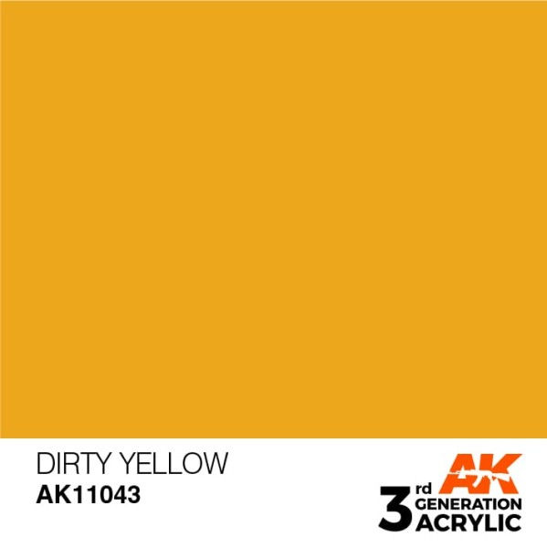 Dirty Yellow - Stanadard