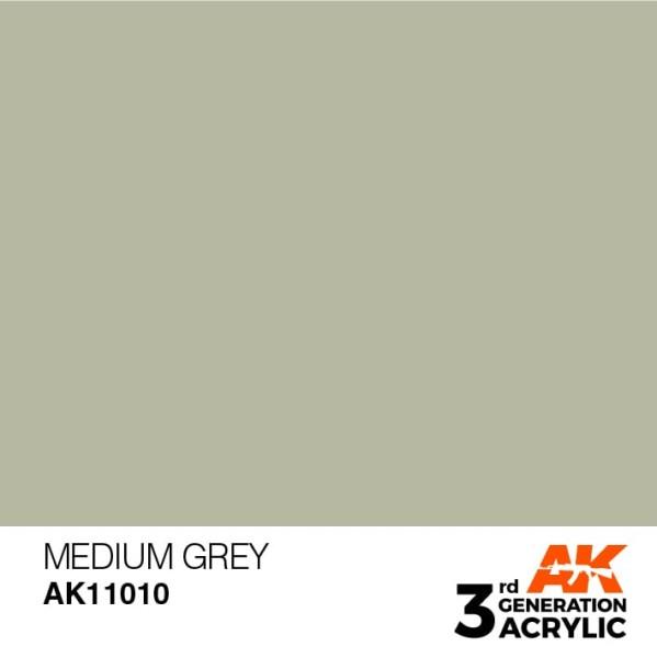 Medium Grey - Standard