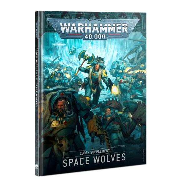 Codex-Ergänzung: Space Wolves