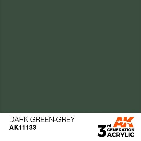 Dark Green-Grey - Standard