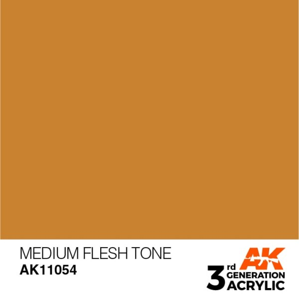 Medium Flesh Tone - Standard