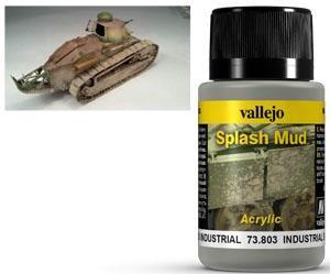 Splash Mud Industrial 40 ml