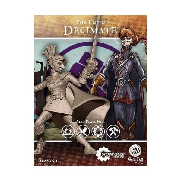 The Union - Decimate