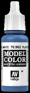 056 Verkehrsblau (Flat Blue)