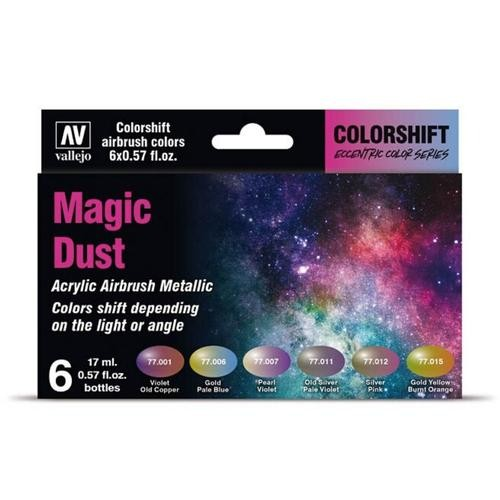 Colorshift Set - Magic Dust (6x 17ml)