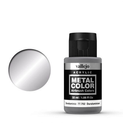 Vallejo Metal Color 702 Duraluminium 32 ml.