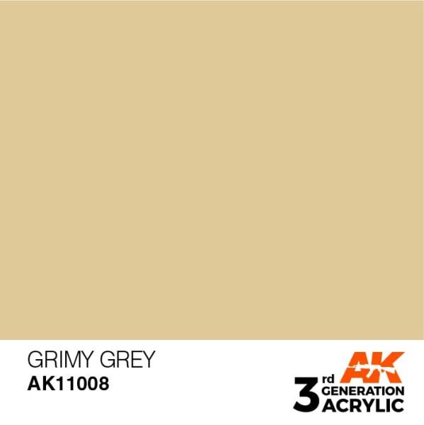 Grimy Grey - Standard