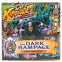 The Dark Rampage • Army Expansion (Erw. 1)