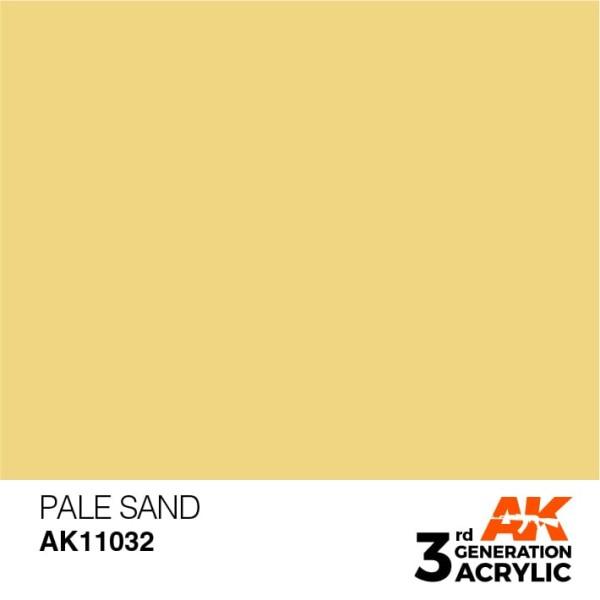 Pale Sand - Standard