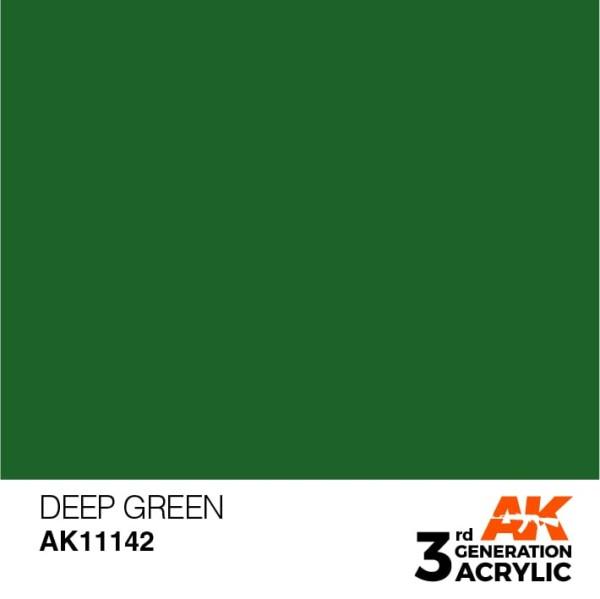 Deep Green - Intense