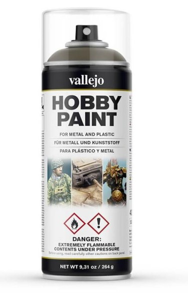 Vallejo Hobby Paint Spray Russian Uniform