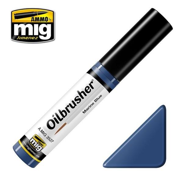 Oilbrusher Marine Blue (10ml)